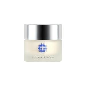 Aqua More Night Cream【保濕滋潤晚霜】✨輕柔質感✨減淡細紋✨去黃去暗啞📌令肌膚柔軟有光澤