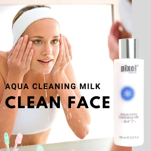 Aqua More Cleansing Milk【水感輕柔潔面乳】✨清爽質地✨不刺激✨敏感肌適用