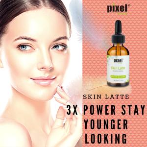 【Skin Latte 謎齡美肌精華】✅提升免疫力✅加強保濕✅回復彈性