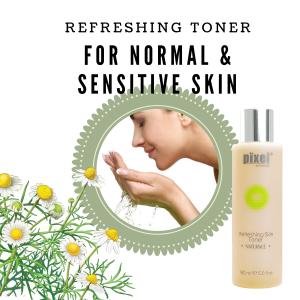 Refreshing Skin Toner【活肌天然爽膚水】📌天然有機成份📌舒緩鎮靜📌淨化平衡
