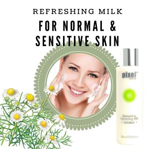 Refreshing Cleansing Milk【活肌天然潔面乳】📌天然有機成份📌適度清潔📌滋潤抗敏